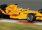 Bude letos McLaren oranžový?