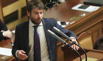 Ministr spravedlnosti Pelikán složil poslanecký mandát