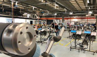 Náš člověk v Odense: O robotech a lidech