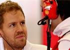 Nic n�m nechyb�, m�eme i vyhr�t, ��k� Vettel