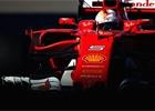 Druhý trénink ovládlo v Soči Ferrari