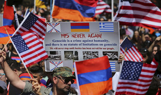 Trump neobratně připomněl genocidu. Projevem naštval Armény i Turky