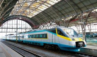 České dráhy stále sázejí na pendolina, investují do celkové rekonstrukce
