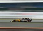 Potvrzeno! Kubica bude v Maďarsku jezdit s letošním vozem Renault