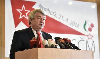 Sjezd KSČM: Do druhého kola volby předsedy postoupili Filip a Skála