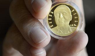 Lidé více kupují drahé kovy v mincích a slitcích