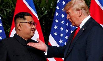 Trump: Velmi brzy se znovu setkám s vůdcem KLDR