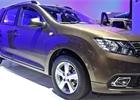 Pa�� �iv�: Dacia omladila Sandero a Logan. Duster dostal automat EDC