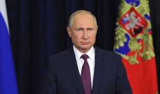 Putin nařídil další sankce proti Ukrajině