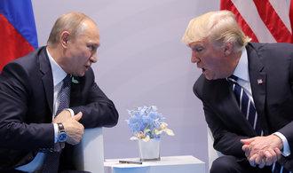Sankce proti Rusku jsou schválené. Trump je může ještě zpřísnit