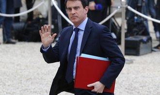 Do druhého kola primárek levice ve Francii jdou Hamon s Vallsem