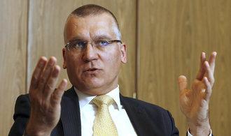 Zárodky pro krize vznikají vnejlepší době, říká člen rady ČNB Marek Mora
