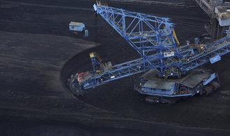 OBRAZEM: Těžba uhlí na severu nemilosrdně doléhá na obce i města