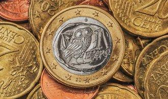 Eurozóna uvolnila další peníze Řecku, tomu tak stoupá úvěrový rating