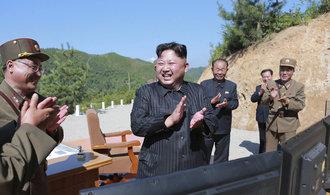 Severní Korea vypálila další raketu, zasáhla námořní zónu Japonska