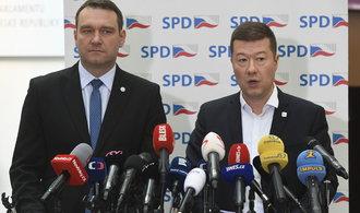 SPD cítí šanci chopit se moci. Politolog: Dlouhodobé priority nemá, jen se chová pragmaticky