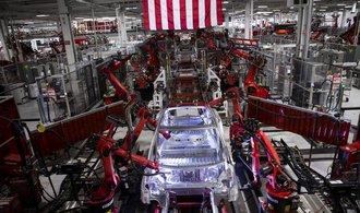 Americk� ekonomika nab�r� tempo, vzrostla o t�m�� t�i procenta. Nejv�ce za dva roky