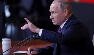 NYT: Putin osobně nařídil vměšování do voleb v USA