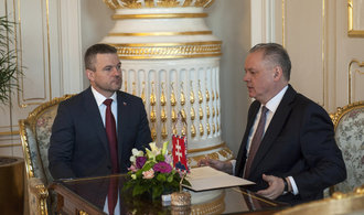 Kiska jmenoval Pellegriniho slovenským premiérem