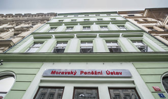 Moravský peněžní ústav chce být bankou. O licenci žádá již podruhé