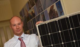 Solek spustil první solární elektrárnu vChile. Stála sto milionů