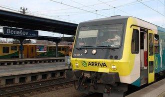 Arriva na kolej�ch roste: po�le vlaky do Nitry a na �umavu