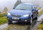 Test ojetiny Subaru Outback:  Pro ty, co jezdí do hor a nebojí se oprav