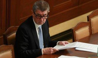 Zeman přijal demisi vlády. Před dalším skládání kabinetu by nemusel od Babiše chtít 101 podpisů
