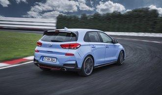 Hyundai už v Nošovicích vyrábí i30 N. Letos jich stihne 1450