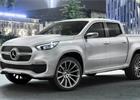 Mercedes chce konkurovat pick-upům v USA. Začne s třídou X