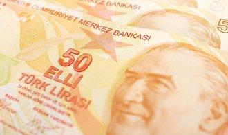 Propad liry působí potíže českým firmám v Turecku