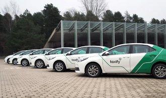 Taxify končí v krajských městech, působit bude pouze v Praze