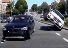 Opravdu jsou SUV tak bezpečná, jak se říká? Posuďte tuto lehkou nehodu