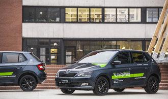 Škoda Auto rozjíždí službu na sdílení aut mezi studenty, musí ale vyřešit problém s parkováním