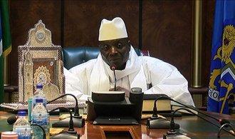 Prezident Gambie neuznal výsledky voleb, zemi hrozí chaos