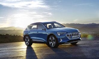 Audi vyzývá Teslu s modelem e-tron, chystá další elektromobily