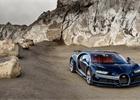 Z nuly na 400 km/h a zpět na nulu? Bugatti Chiron to prý stihne pod minutu
