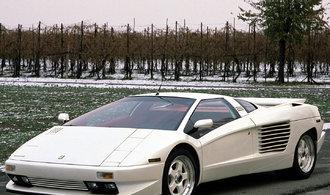 Sportovní vůz Cizeta z devadesátých let je stále k mání jako novinka