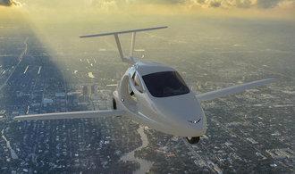 Concord s volantem - vyrobili jsme první létající sporťák, tvrdí Samson Motors