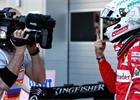 Fotogalerie: Sobota v Soči ve znamení úspěchu Ferrari