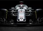 Alfa Romeo Sauber poprvé na trati. Jezdí také Toro Rosso [video]