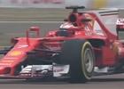 Video: Ferrari SF70H poprvé na trati