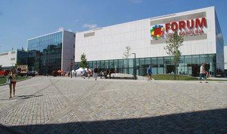 Ostravské obchodní centrum Forum Nová Karolina je na prodej