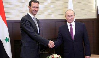 Evropská unie žádá Rusko a Írán, aby zastavily Asadovo násilí v Sýrii