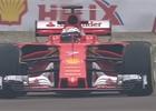 Video: Ferrari SF70H poprvé na trati (doplněno)