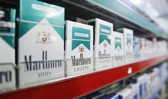 Philip Morris Česká republika vzrostl v pololetí zisk o čtvrtinu na 1,6 miliardy korun