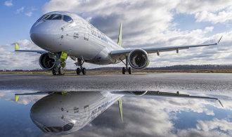 Majoritní podíl ve výrobě letounů CSeries firmy Bombardier získal evropský Airbus