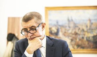 Černošický úřad rozhodl v kauze střetu zájmů Andreje Babiše. Je to zpolitizované, prohlásil premiér