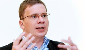 Piskáček opouští mediální dům Economia, nahradí ho Kleknerová