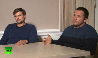 Rusko hledá zdroj úniku informací o agentech, kteří jsou obviněni z otravy Skripala